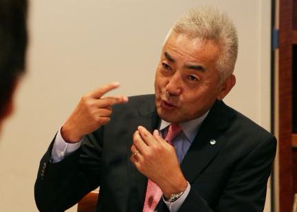 株式会社永江楽器水戸 代表取締役 宮﨑照男